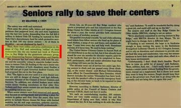 seniors rally to save senior centers