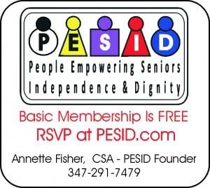senior resources pesid