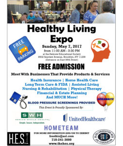 Brooklyn Healthy Living Expo 2017